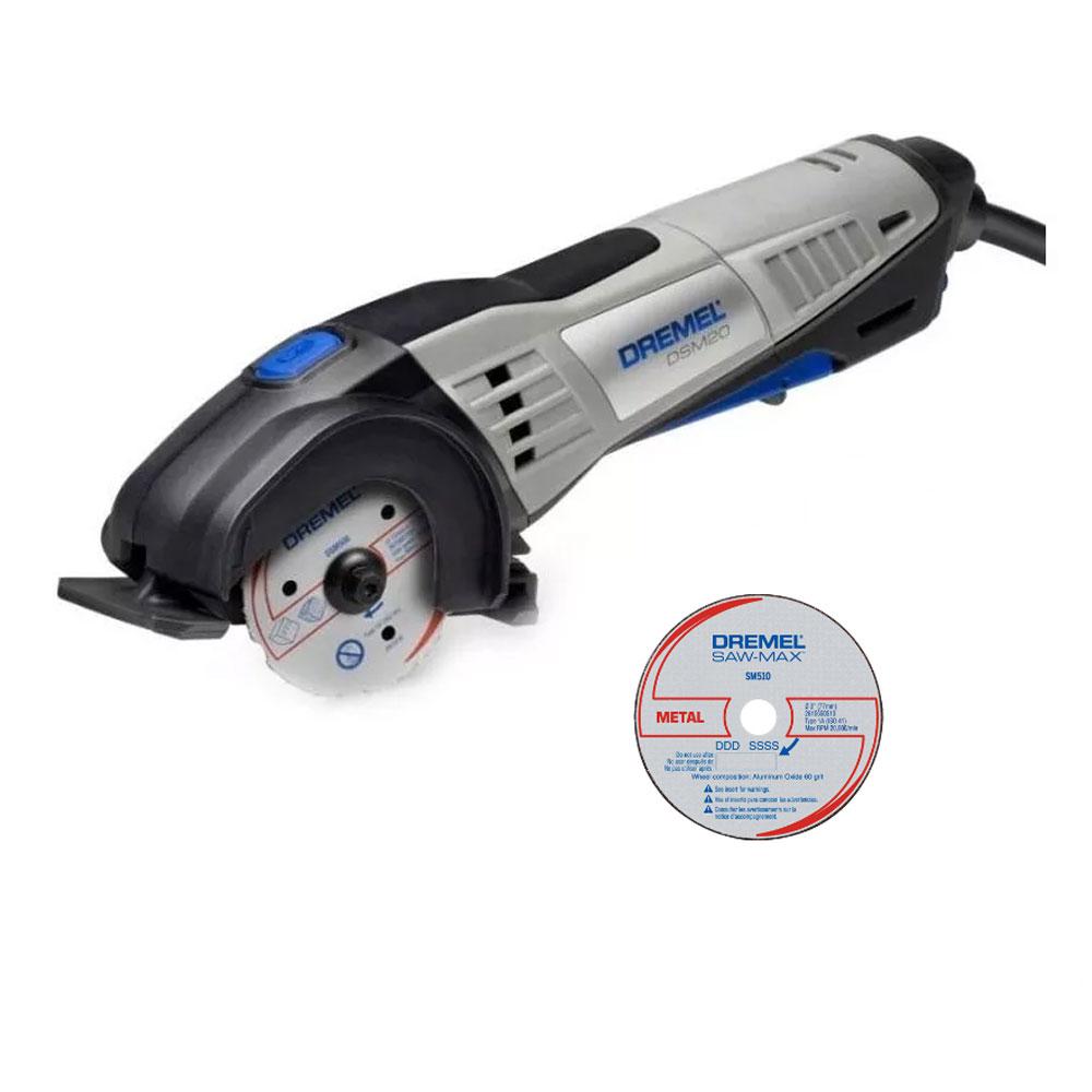 FERRAMENTA ROTATIVA DREMEL SAW MAX 710W 127V F013SM20PB