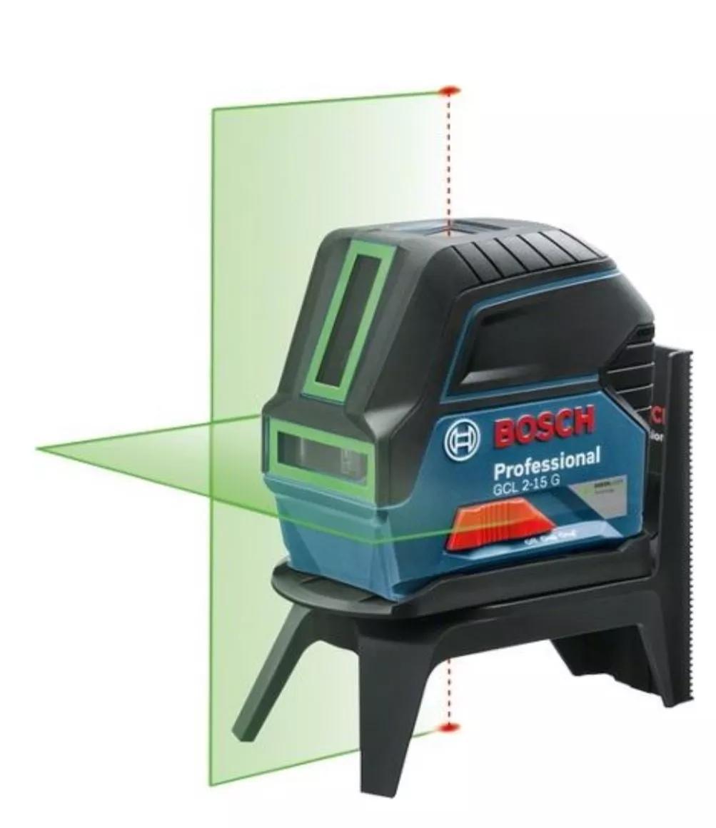 Nivel Laser Verde GCL2-15G Profissional Bosch