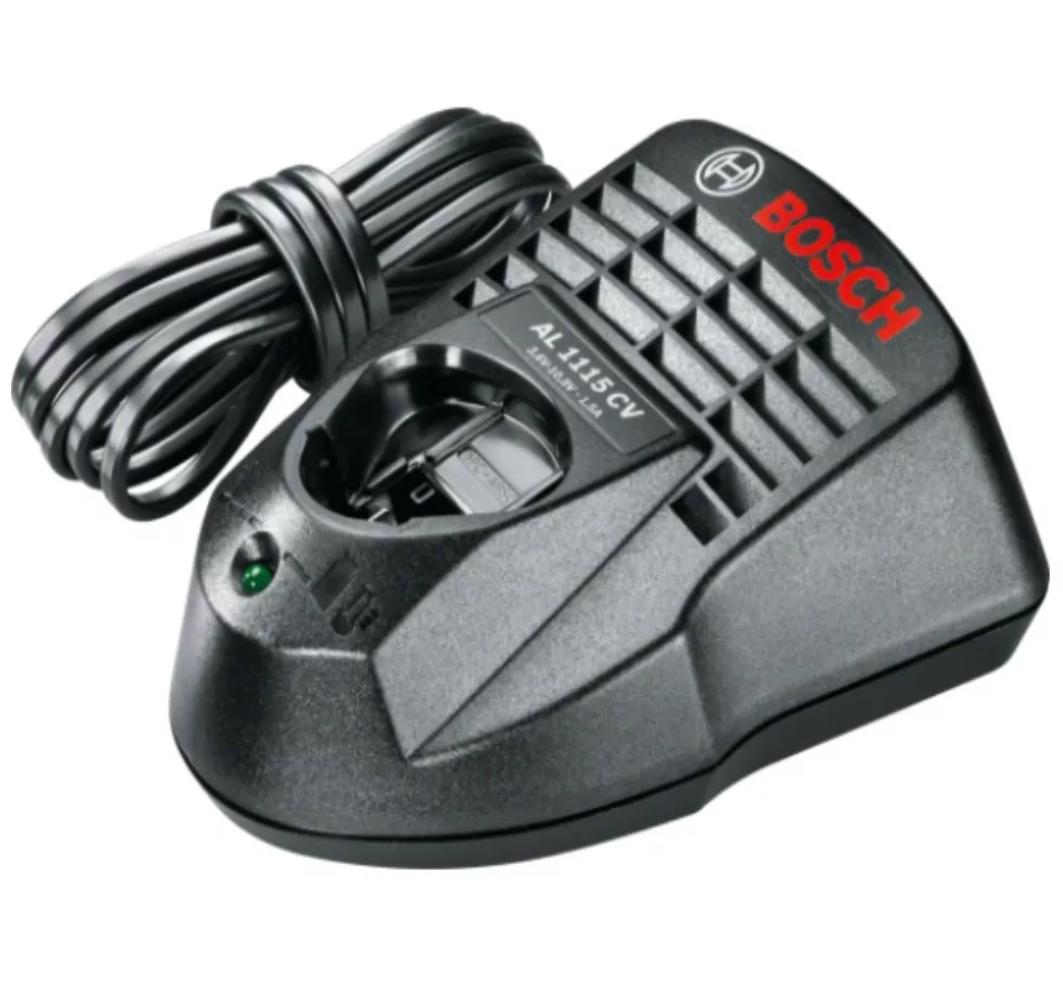 Carregador de Bateria AL1115CV Bivolt 3.6-12V BOSCH 2607226089
