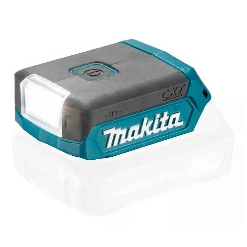 LANTERNA EM LED ML103 12V MAX SLIDE CXT SEM BATERIA MAKITA