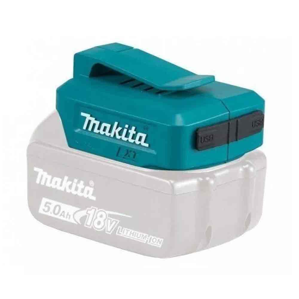 ADAPTADOR MULTIUSO COM ENTRADA USB MAKITA ADP05