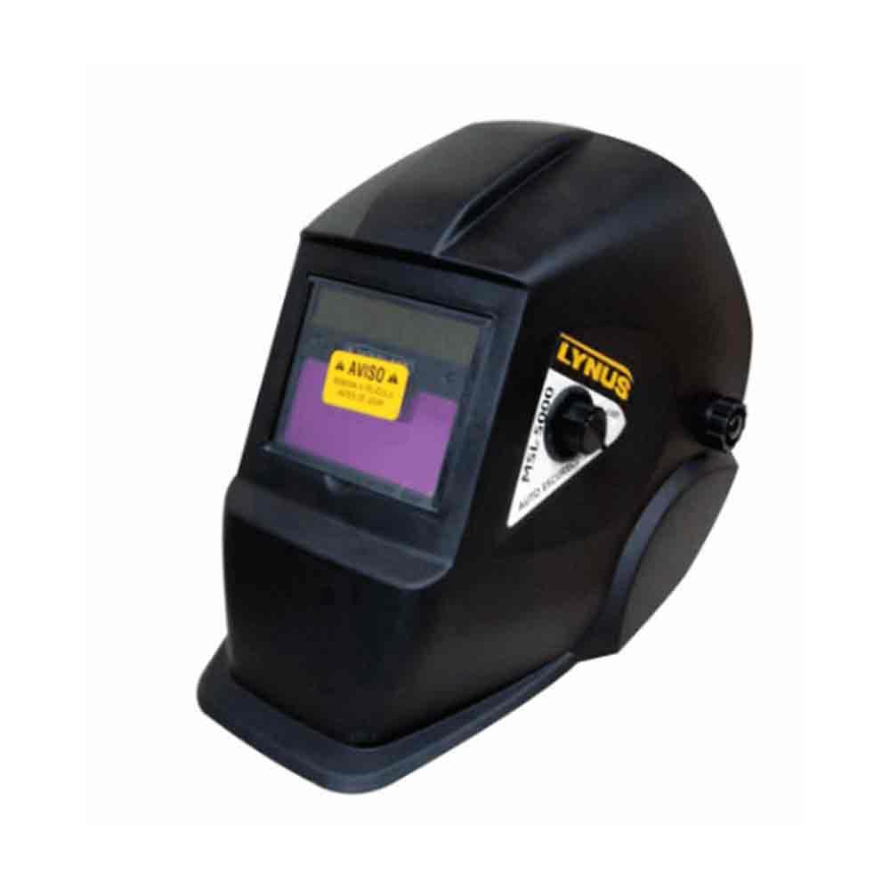 MASCARA DE SOLDA AUTOESCURECIMENTO 9-13 MSL-5000 LYNUS 12196.4