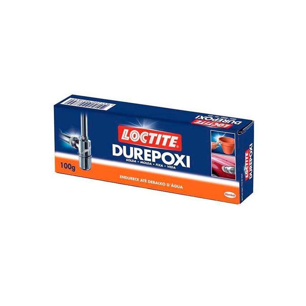 COLA DUREPOXI SUPER 100G  LOCTITE HENKEL 1621100200